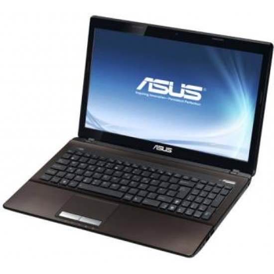 Refurbished Asus K53S Laptop i7 2nd Gen 4GB 750GB 15.6inch DOS