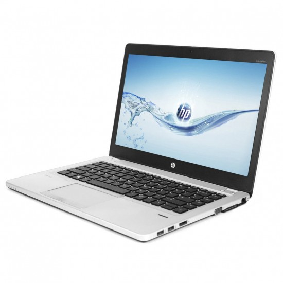 Refurbished HP Elitebook Folio 9470M Laptop i7 3RD Gen 4GB 320GB Webcam 14inch DOS