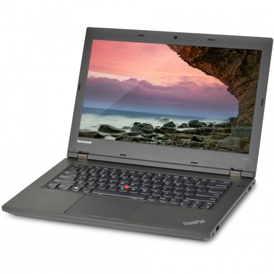 Refurbished Lenovo Thinkpad L440 Laptop I3 4th Gen 4GB 500GB 14inch DOS