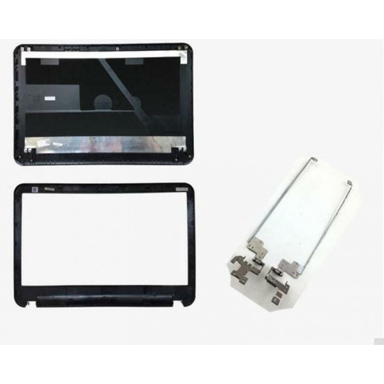 Dell Inspiron 5537 LCD Top panel with bezel and hinges ABH