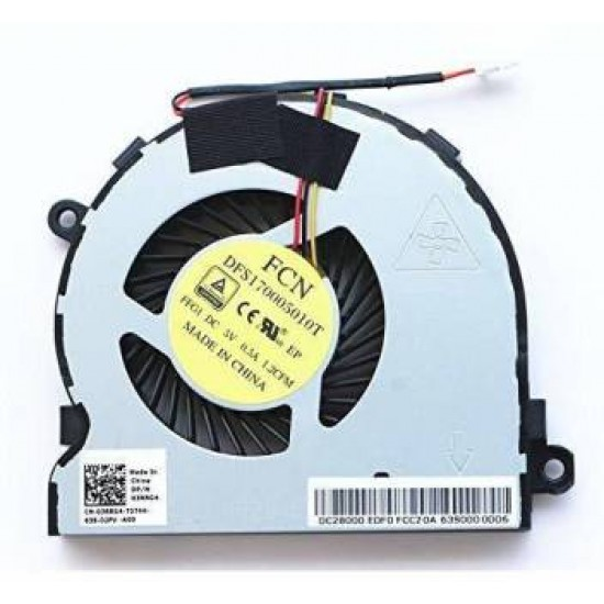 Dell Inspiron 3567 3568 3565 CPU Cooling Fan CGF6X