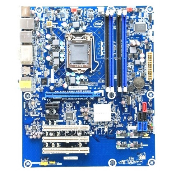 Intel H67 Express LGA 1155 DDR3 ATX System Motherboard DH67CL