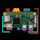 Raspberry Pi Zero Wireless WH Pre-Soldered Header