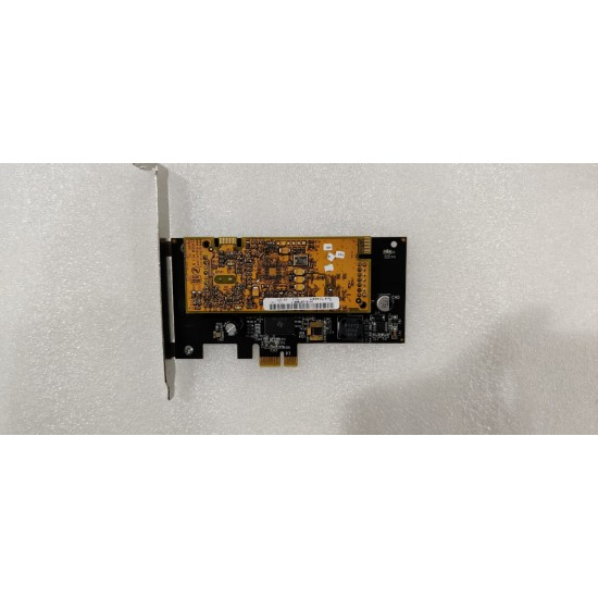 Digium 1TCE400BLF VoIP Transcoding PCI-Express X1 Card